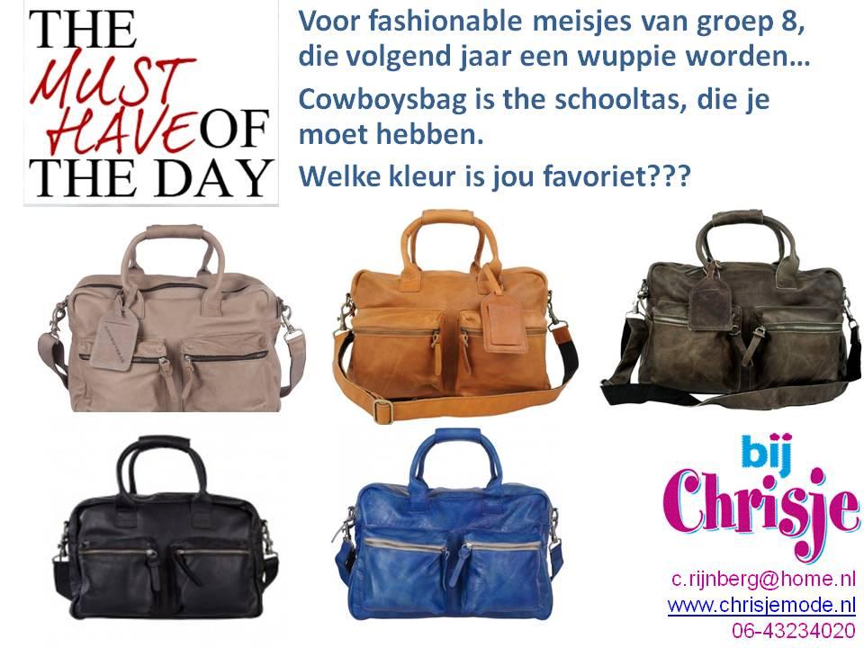 641e4eb96c9 Cowboysbag is the schooltas voor de Middelbare School meisjes …  cowboysbagschool